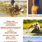 Exhibition at the Old Fort Bay Studio