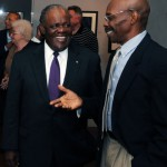 Maxwell Taylor & The Bahamian Prime Minister